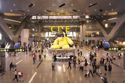 1. Hamad International Airport, Doha, Qatar 8.39 /10
