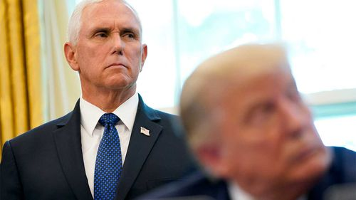 Shortly after Donald Trump lashed out at Mike Pence at a rally, its attendees stormed the Capitol chanting for his death.