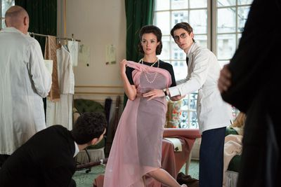 Pierre Niney tackled the designer in <em>Yves Saint Laurent</em>, also in 2014.
