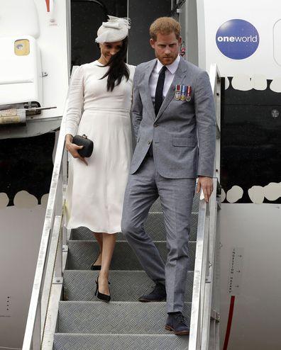 Meghan Markle royals wear Australian brands