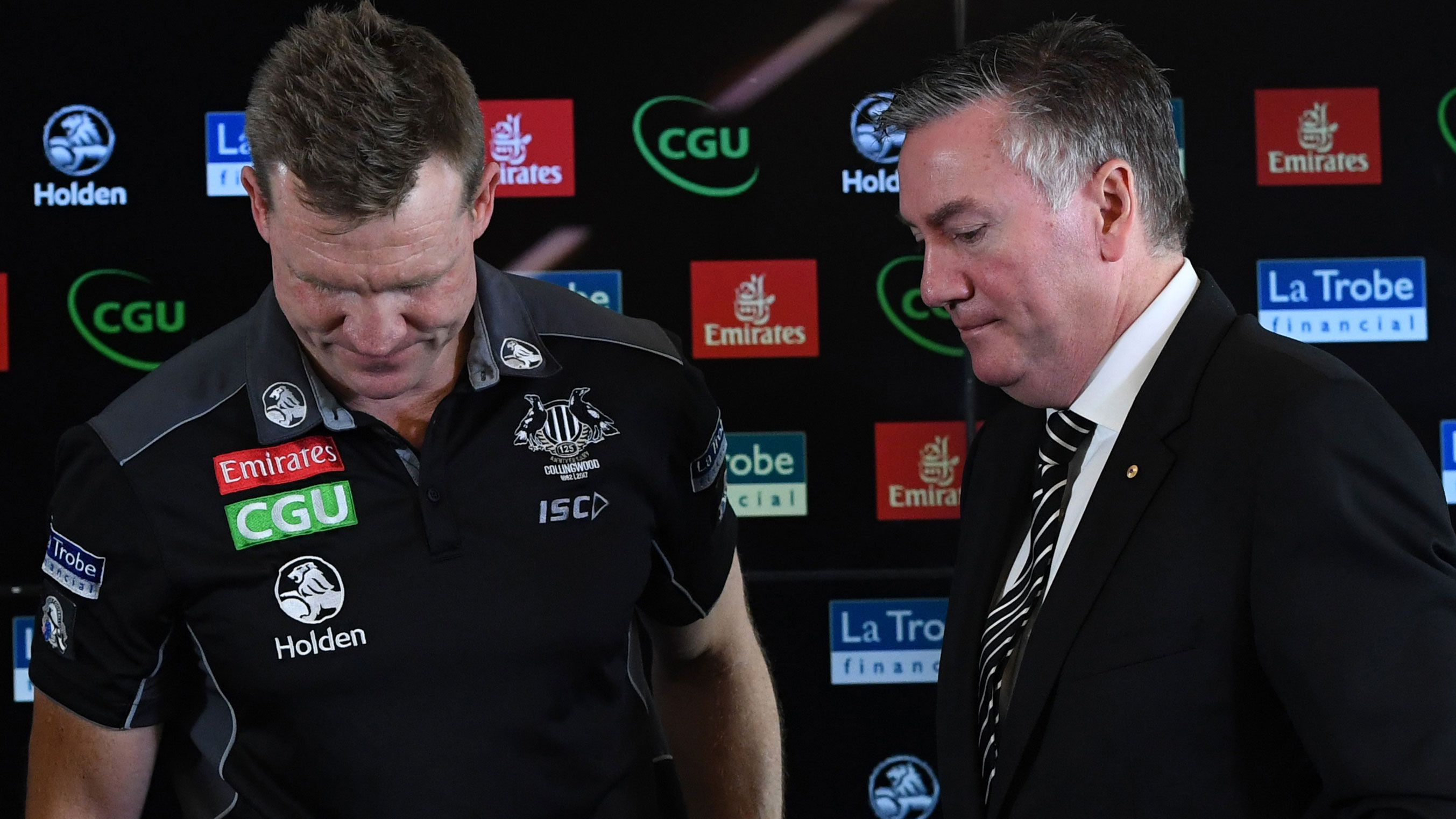 Nine News reporter Tony Jones breaks down Nathan Buckley's tenure at Collingwood Magpies