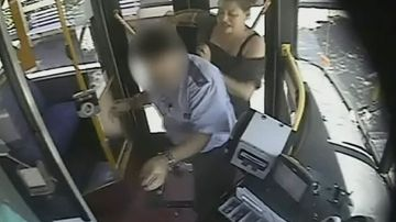 Woman granted bail after 'punching bus driver in the head'