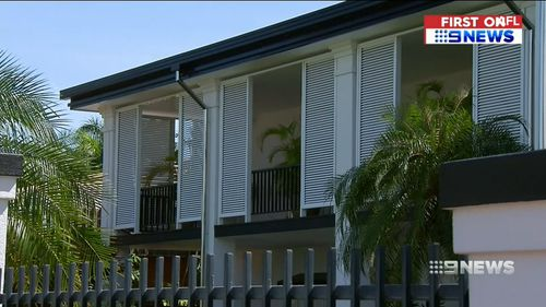 Over $130,000 was stolen from one of the most expensive mansions in the territory.