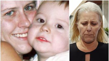 Mum admits to son's manslaughter