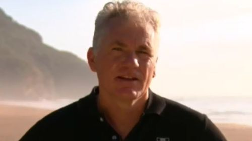 """Dr Rob Brander is often referred to as """"Dr Rip"""" for his vast knowledge of beach safety."""""""