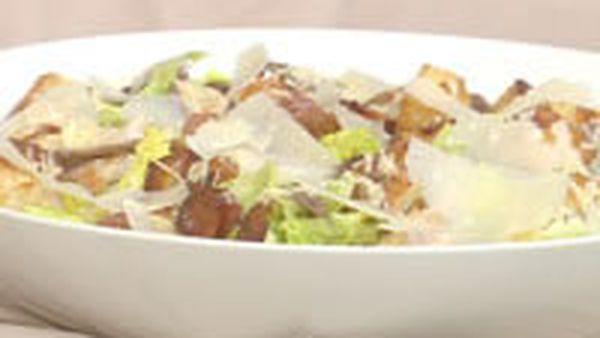 The best chicken caesar salad