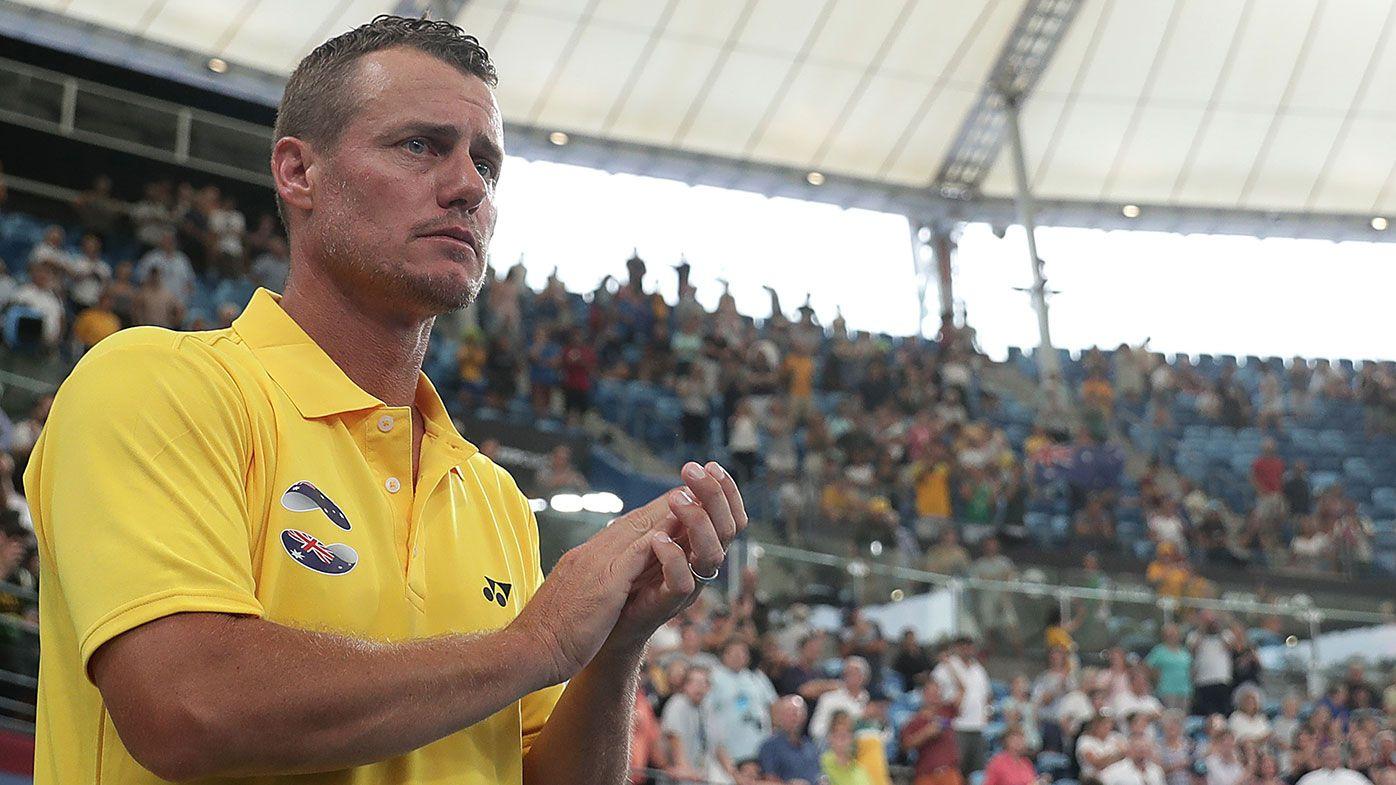 Lleyton Hewitt discusses how tennis in Australia can return
