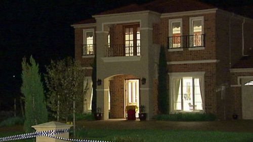 A woman's body was found in a Wallan home on Sunday morning. (9NEWS)