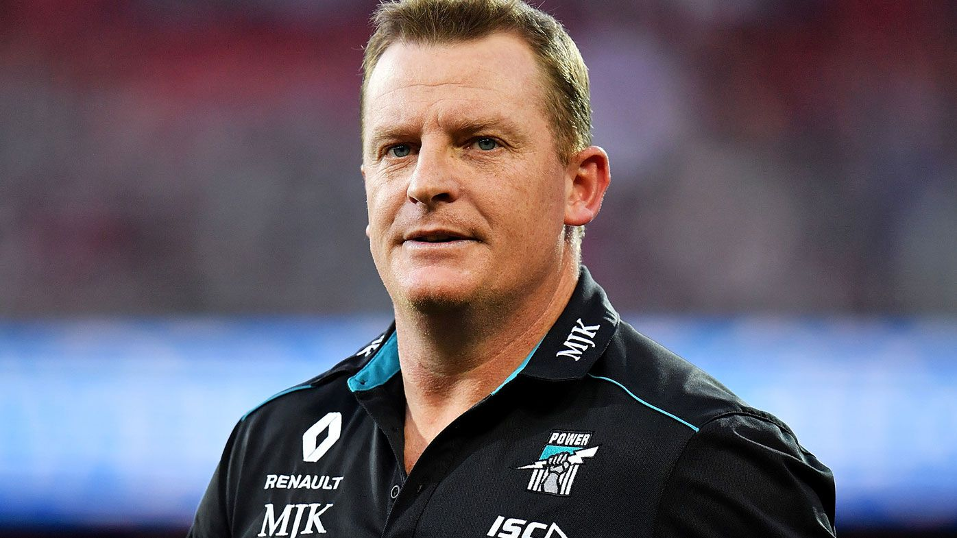 Michael Voss in the running to become Carlton's next senior coach: Report