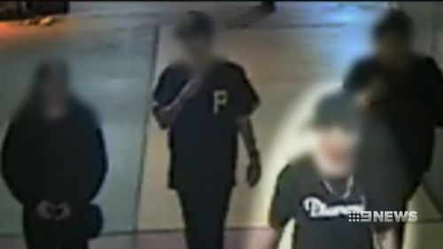 A 17-year-old has faced court over the alleged one punch attack. (9NEWS)