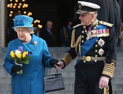 Queen Elizabeth Prince Philip wanted to die at home