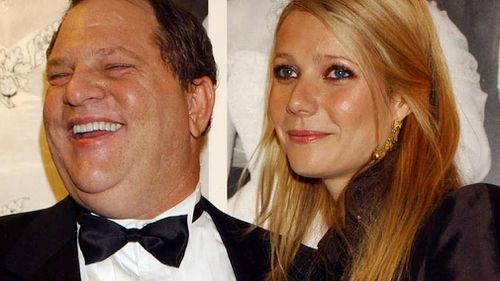 Actress Gwyneth Paltrow joined the string of women accusing Weinstein of misconduct. (AAP)