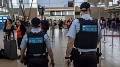 Greater AFP powers needed at airports