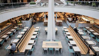 MLC Centre food court, Sydney NSW - nominated for best retail design