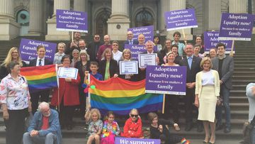 Bill allowing adoption equality passes Upper House in Victoria with religious exemptions