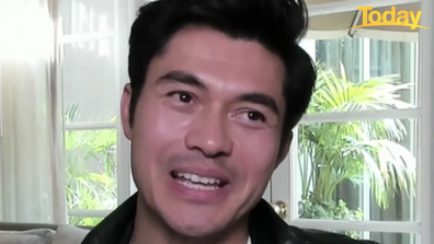 Henry Golding has addressed rumours he's in the running to play James Bond.