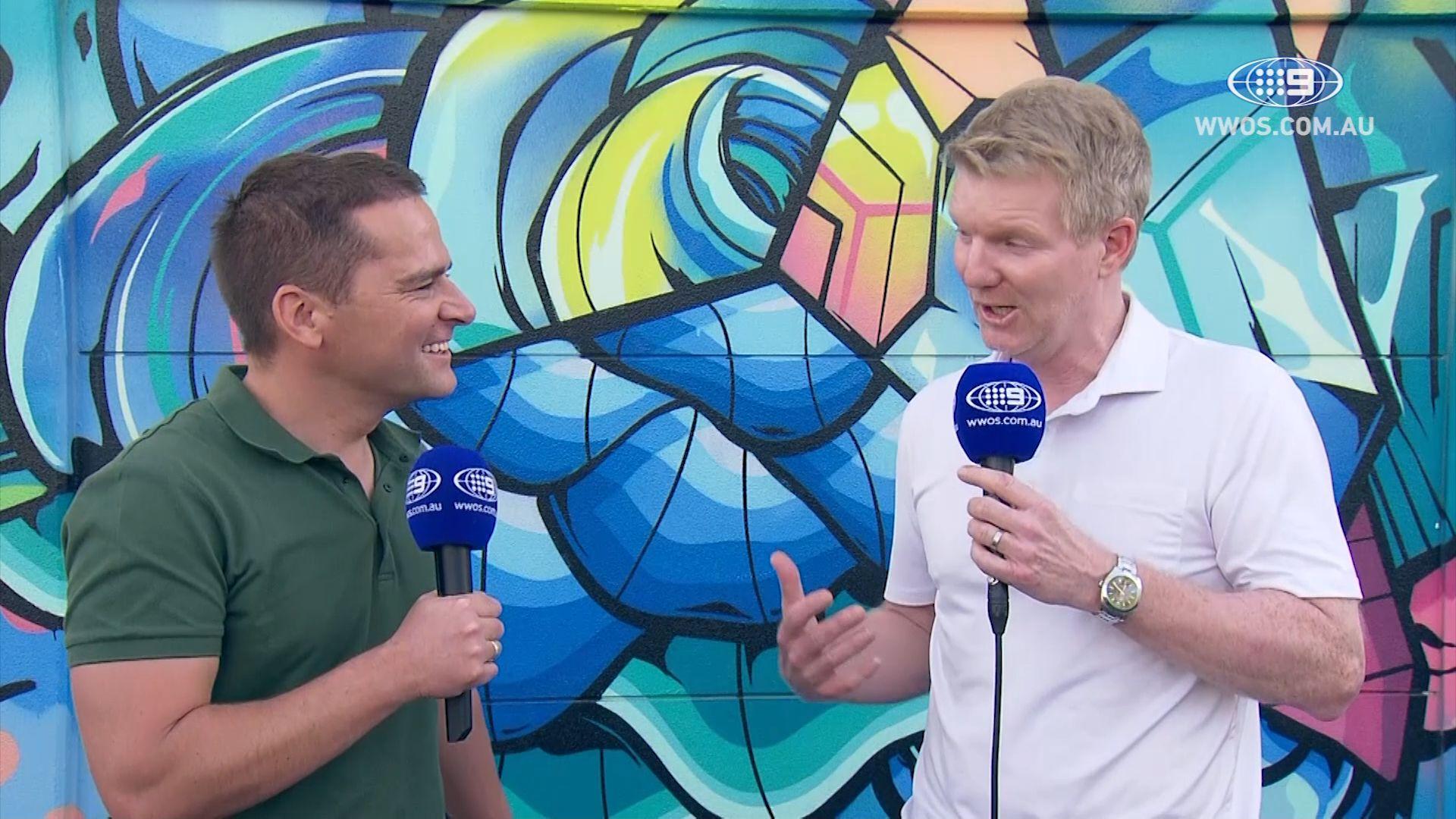 EXCLUSIVE: Jim Courier reveals the Australian Open final match-up Novak Djokovic wants to avoid