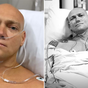 Michael Klim shares selfie from hospital after undergoing procedure