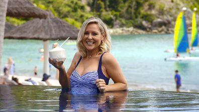 Charli Robinson Hamilton Island Getaway