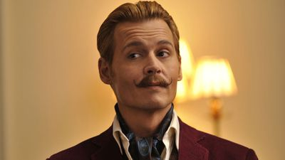 <p>Johnny Depp and Gwyneth Paltrow in Mortdecai</p><p>Worldwide Gross: $43million</p><p>Cost: $85million</p>