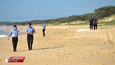 Beach body mystery