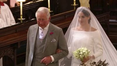 There was a mistake in Harry and Meghan's wedding program