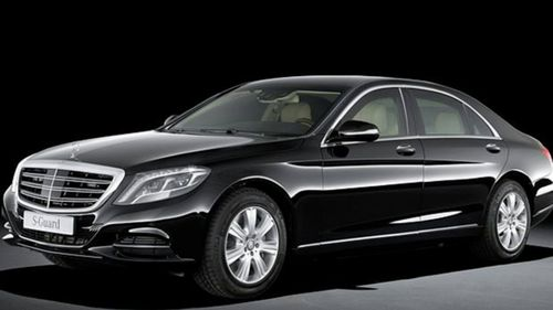 Federal Government to rent bomb-proof limousines (Supplied).