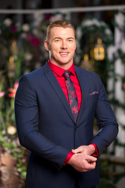 The Bachelorette Australia's Mitch