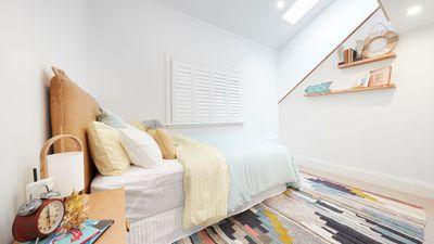 """This feel definitely like a teenager's room,"" said Neale."