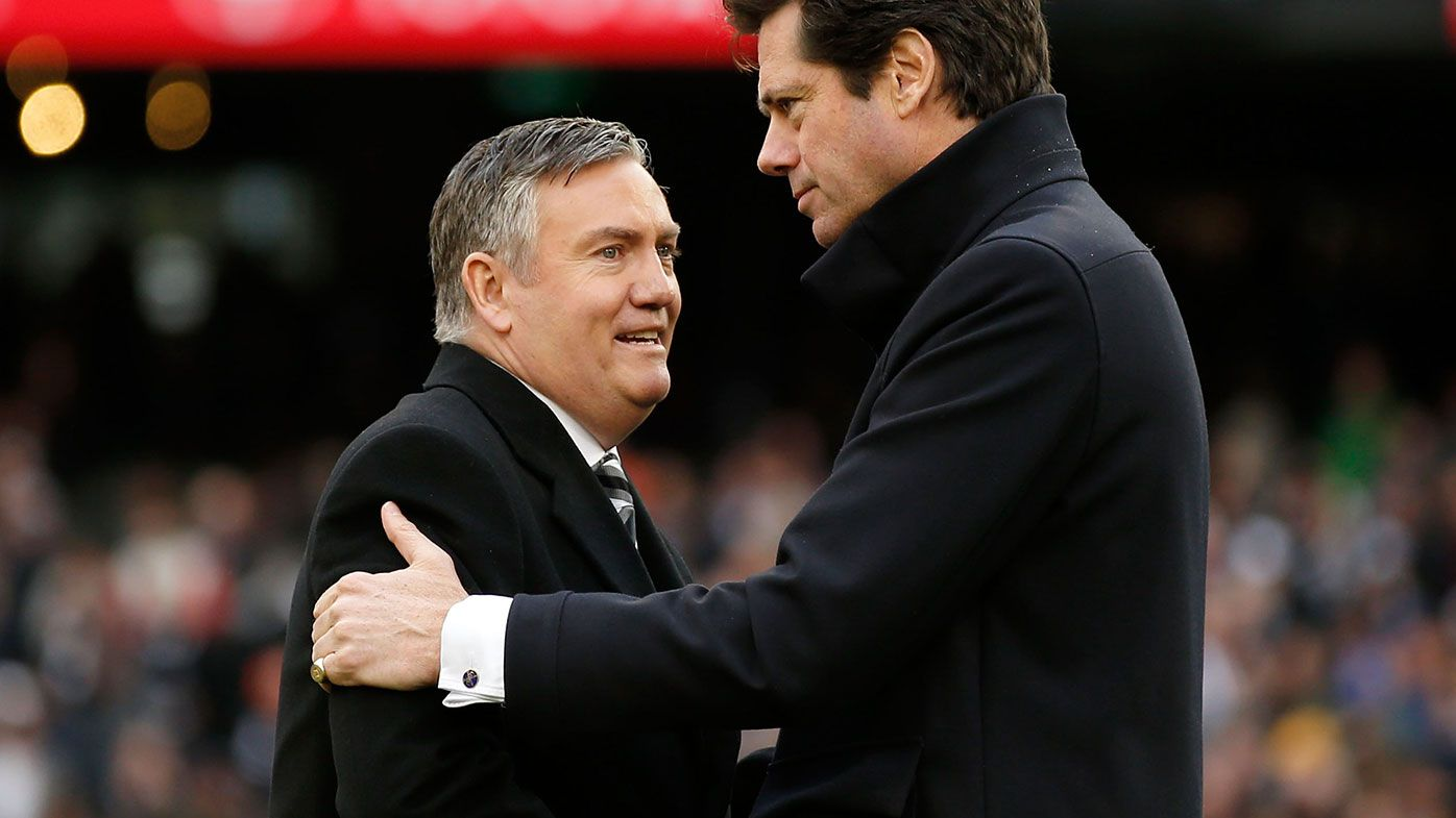 Eddie McGuire concedes AFL's Queensland move will cause 'financial disaster'