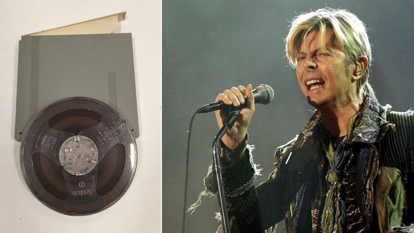David Bowie's demo tape with The Konrads