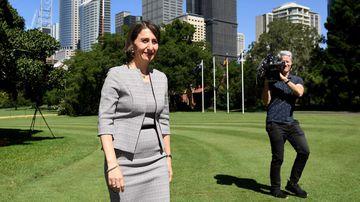 NSW Premier Gladys Berejiklian has been sworn in for another term.