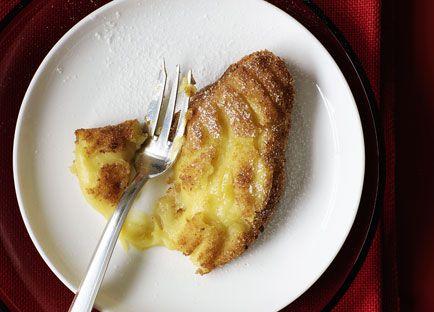 Fried custard