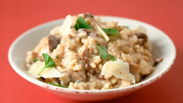 How to make perfect risotto