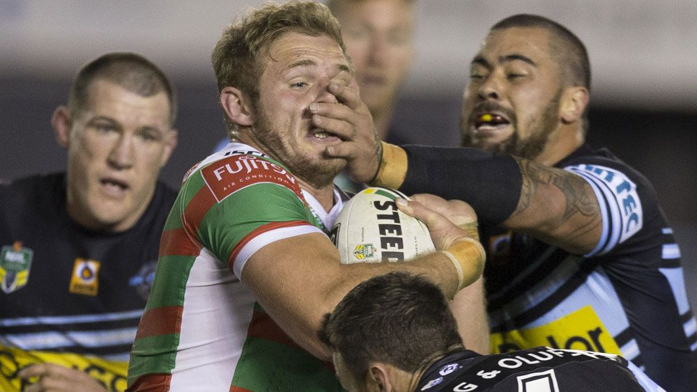 Cronulla beat Souths to stay with NRL four