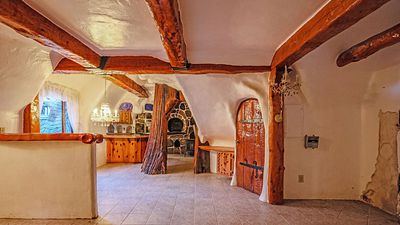 <strong>Snow White's cottage for sale</strong>