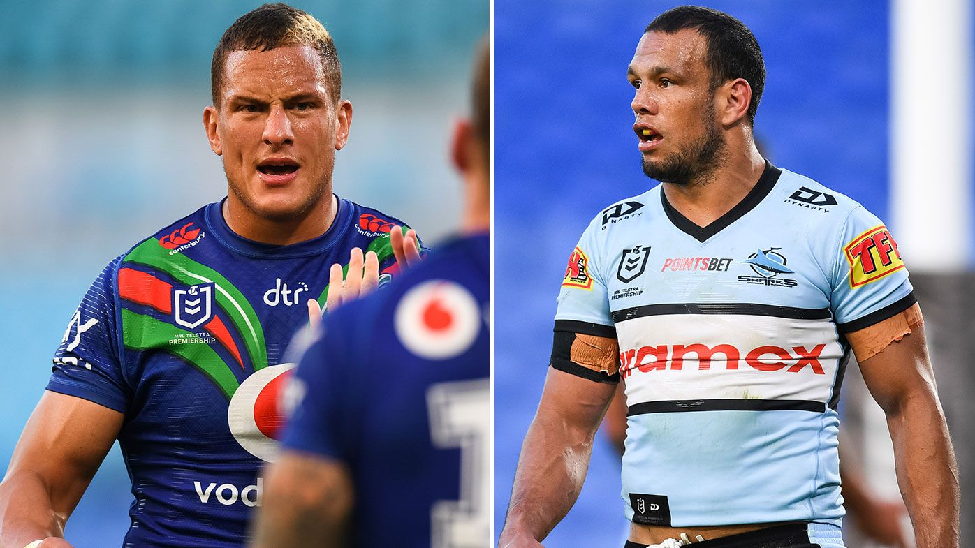Warriors coach Nathan Brown rips 'disappointing' stars over Will Chambers battle
