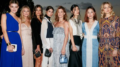 <p>In what was one of the best-dressed parties of the season, last night Net-A-Porter marked the start of Audi Hamilton Island Race Week with an intimate&nbsp;cocktail party and runway show, set against the stunning views of the Whitsundays' Qualia resort. Street style star Hanneli Mustaparta was joined by a roll call of bloggers, models and actors (namely Alyssa McClelland, Nicole Warne, Bambi Northwood Blyth, Ruby Jean Wilson and Tanja Gacic) in previewing resort collections from the luxury etailer's roster of designers. Click through to see who was there, and most importantly, what they were wearing.</p>