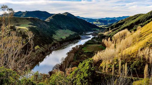 The Whanganui River in New Zealand is legally a person.