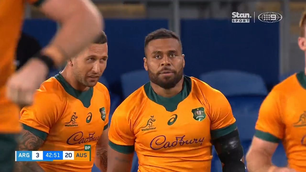Wallabies coach Dave Rennie explains eligibility and selection policy ahead of Spring Tour