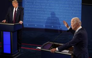 'Will you shut up, man': Trump, Biden lash, interrupt each other during explosive first presidential debate