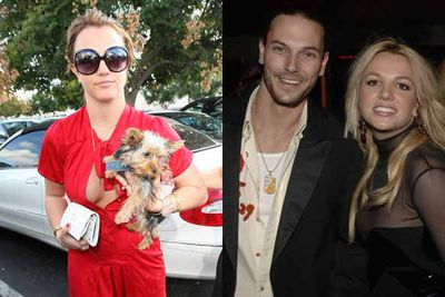 Back in 2007, it's fair to say Britney Spears was having a rough time of it. There was the head shaving, the umbrella attack at paps, her divorce, losing custody of her kids AND a battle to keep her dogs. Yep, her ex Kevin Federline launched a custody battle to have Britney's dogs taken off her. Sadly, the details of who won were only disclosed to the parties involved in the divorce. Boo to your privacy laws.