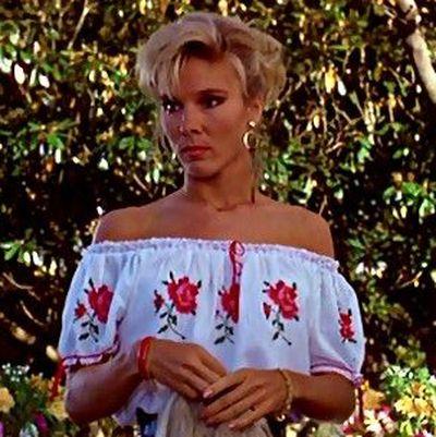 Cynthia Rhodes as Penny Johnson: Then