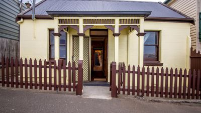 Check out this Hobart cottage's character renovation
