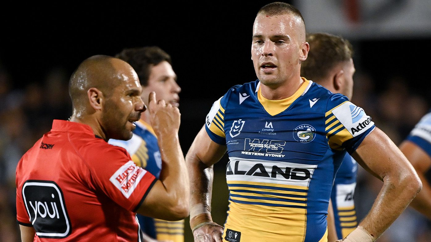 EXCLUSIVE: NRL must address six-again calls on ruck infringements in fight to halt exploitation, Peter Sterling says