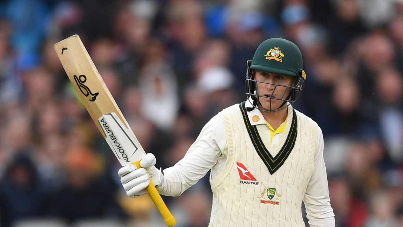 Labuschagne was outstanding on day one