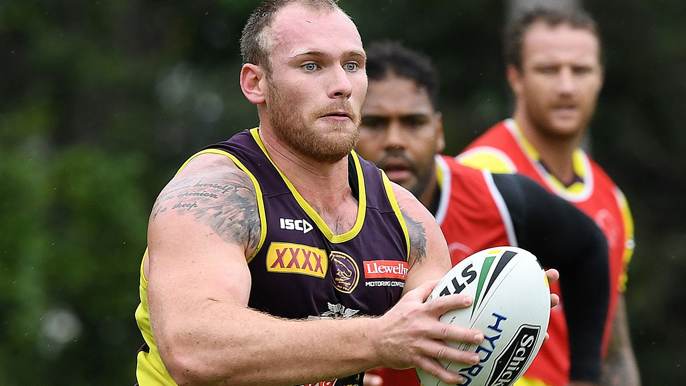 NRL: Brisbane Broncos back Matt Lodge to play Thursday night season opener