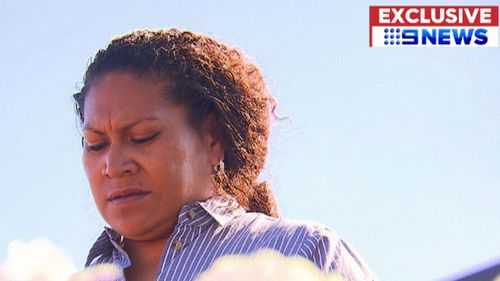 Helena Tauaifaga, the mother of a toddler killed by a car being pursued by police is calling for a ban on all pursuits in New South Wales.