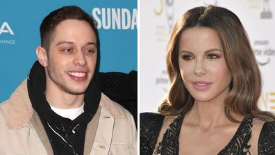 Kate Beckinsale and Pete Davidson split