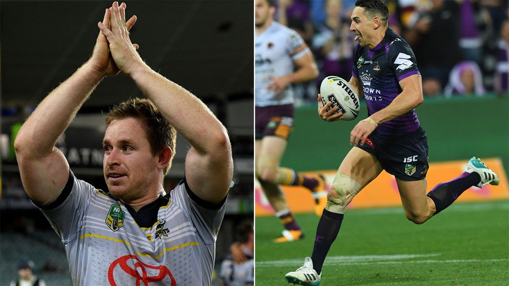 NRL news: Peter Sterling makes his prediction on who will win the 2017 Grand Final between Melbourne Storm and North Queensland Cowboys